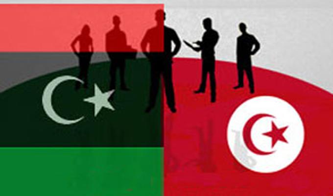 تونس ليبيا